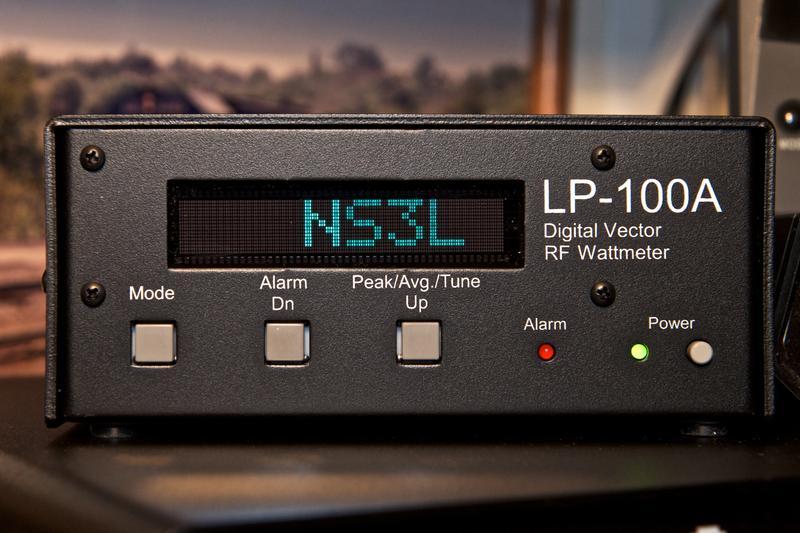 Digital Swr Meter : Lp a digital vector wattmeter mØfox ham radio operator