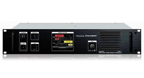 Yaesu DR-1XE FM/C4FM relay 2m / 70cm - MØFOX Ham Radio Operator