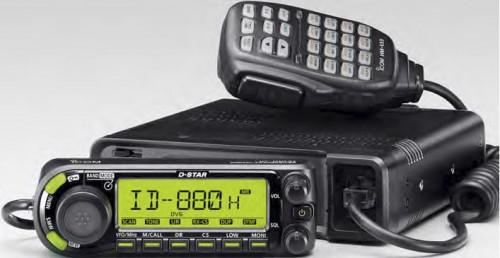 Icom ID-880 Dstar
