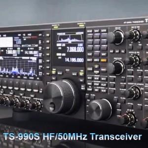 Kenwood TS990S HF Transceiver