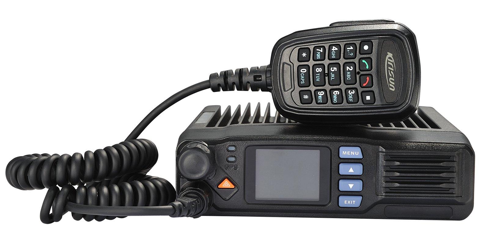 MØFOX Ham Radio OperatorMain menuDMR Digital Mobile Radio