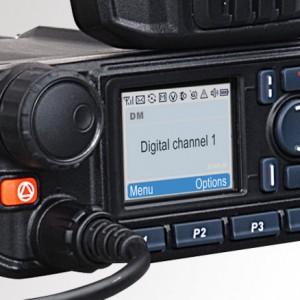 Hytera MD785 UHF DMR Radio