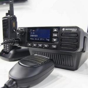 Motorola DM4600 / DM4601 MOTOTRBO Mobile two way radio